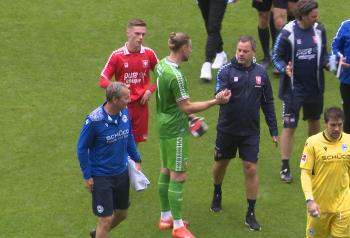 Arminia Bielefeld FC Twente still