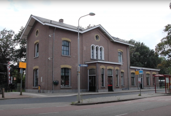 Station delden gebouw 1twente