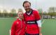 G hockeyers Sylvia Levers en Ralph Esser Foto RTV Oost Teun van der Velden